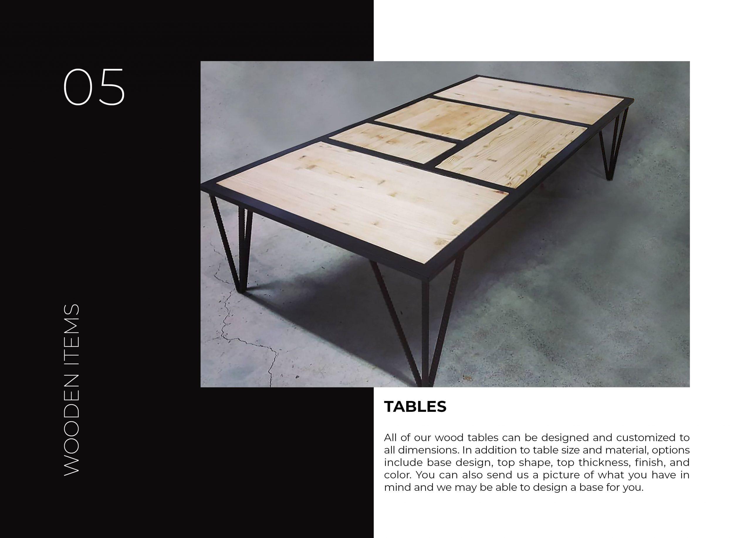 FabsFurniture Taiwan Portfolio - 2021 - Coffee Table